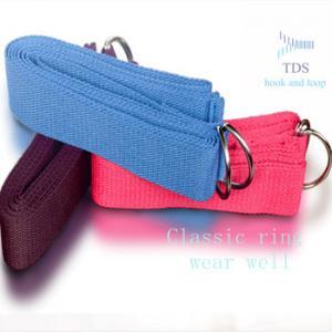 China Fashionable Yoga Elastic Strap 100% Cotton Material Size / Color Custom on sale