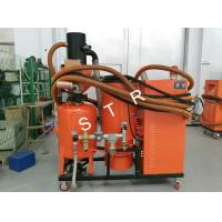 Buy cheap Grit Sandblaster Vacuum System Automatic Abrasive Recycling Dust free product