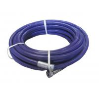 China Blue 50ft High Pressure Spray Hose Work On Titan Wagner Speeflo Airlessco on sale