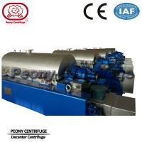 Buy cheap Scroll Discharge Continuous Titanium Solid Liquid Separation Centrifuge product