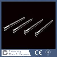 Buy cheap Oval Head Annular Ring Shank Nails for wood 2.5X55MM Stainless Steel A4 from Wholesalers