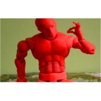 Buy cheap Colorful Non-Standard 3D Printing Rapid Prototype Plastic Somos 14120 Human Model product