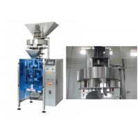 Buy cheap Grain / Seeds Vertical Packaging Machine With Volumetric Cup High Grade Material product