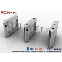 Buy cheap Security 900mm Swing Barrier Gate Handicap Accessible RFID Turnstyle Gates product
