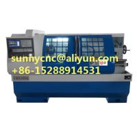 Buy cheap CK6140 CNC Lathe Machine Metal Cutting Lathe With CE Certification product