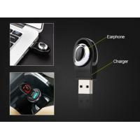 Buy cheap Audio Receiver Gambling Accessories , 10m distance Wireless Micro Spy Earpiece product