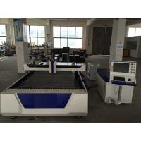 Metal Laser Cutting Machine with Power 500W and Cutting Size 1300 × 2500mm