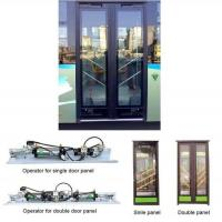Buy cheap Single And Double Leaf  Pneumatic Bus Door Systems With Sensitive Edge product