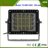 """Buy cheap 8"""" 100W LED Work Light Spot or flood Beam for Heavy Duty Driving Light for jeep,truck,suv product"""