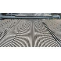 China Round / Square Welded Titanium Tubing Pickled Surface For Heat Exchanger Element on sale
