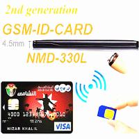 GSM ID Card GSM ID BOX 330L IMEI Unique 4.5 W Amplifier with Hidden In Ear Audio Receiver Wireless Earpiece