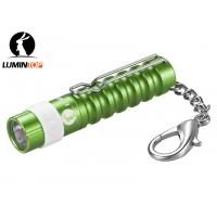 Quality Color Optional Cree LED Flashlight Adapts 1 AAA Battery with KeyChain for sale