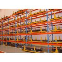 Buy cheap Heavy Duty Sheet Metal Pallet Warehouse Racking 1000 - 10000mm Length product