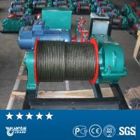 Buy cheap YT China  long rope winch, capstan rope winch, electric winch with rope for sale product