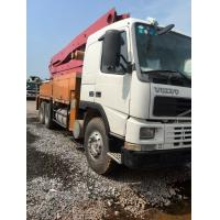 China Concrete pump truck Putzmeister(PM)  36M Used Concrete Pump Truck on sale