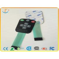 Buy cheap Capacitive Touch Membrane Switch Keyboard With Non-conductive Layer product