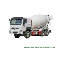 Buy cheap Howo 6x4 Concrete Transit Mixer Truck 12cbm With Left / Right Hand Drive product
