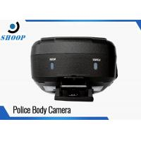 Quality Security Guard Law Enforcement Body Camera , Audio Body Worn Video Camera for sale