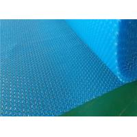 Quality Blue Color Heat Insulation Bubble Sheet Roll For Swimming Pool Cover Keep Warm for sale