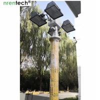 Buy cheap 6.1m Pneumatic Telescopic Mast Light Tower for Fire Tender Illumination product