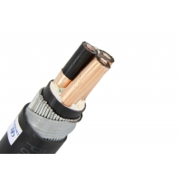 Buy cheap Underground 70mm2 XLPE Armoured Twisted MV Power Cable product