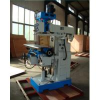 China Universal Metal Milling Machine , Radial Milling Machine With Turret Head on sale
