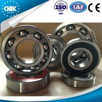 Buy cheap Auto bearing type P6 precision deep groove ball bearing 6000,6200,6300 series from Wholesalers