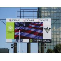 Pixel 20mm 2R1G1B High Brightness Led Outdoor Billboard Dust - proof For Advertising
