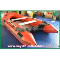 Buy cheap Durable 2 - 4 Person PVC Inflatable Boats For Water Games SGS UL product