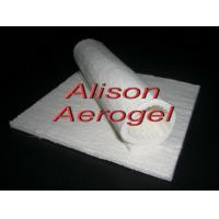 Buy cheap Alison aerogel carpet blanket felt nano insulating material for heat and  Refrigerant Insulation product