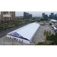 Buy cheap Large exhibition tent used for car show product