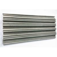 Buy cheap Solid ground  Tungsten carbide rod for endmill / Cemented carbide rods product