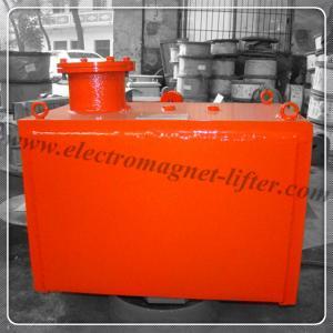 Buy cheap MC23 serial Electro Magnet Separator MC23-5035L product