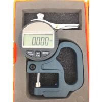 Buy cheap Gray color Dial thickness gauge 0~12.7mm / 0.5''  0.001mm/0.00005'' from Wholesalers