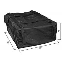 Buy cheap Large Capacity PVC Coated Nylon Roof Top Cargo Bag / Roof Rack Storage Bag product