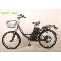 Buy cheap 24 Inch Electric Bicycle Pedal Assist , Electric Assist Scooter For Adult And Child product