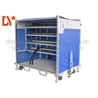 Buy cheap Anti Corrosion Mobile Tool Trolley , Lean Tube Connected Tool Trolley Cart product