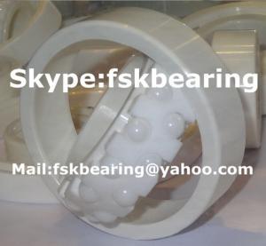 China Isolated 1205 ZrO2 Full Ceramic Self Aligning Ball Bearing Two Row on sale