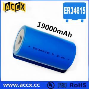 ER34615 3.6V 19000mAh