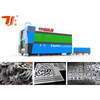 Buy cheap Cnc Sheet Metal Cutting Machine / Tube Cutter Machine product