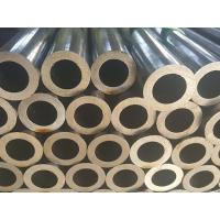 Buy cheap Alloy Precision Seamless Steel Pipe Carbon Steel Mateiral For Heat Exchanger product