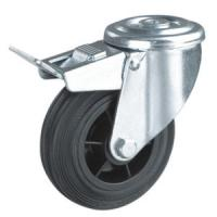 Buy cheap Industrial caster wheels hollow king pin product