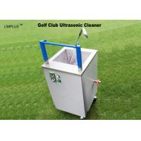 Buy cheap 40kHz Ultrasonic Golf Club Cleaner 49L For Golf Ball Cleaning product