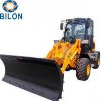 China ZL918D Caterpillar Wheel Loader For Highway / Railway Construction on sale
