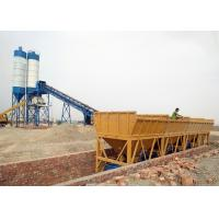 Buy cheap Belt Conveyor Cement Batching Plant Ready Mixed Concrete Mixing Plant 90m3/H Capacity product