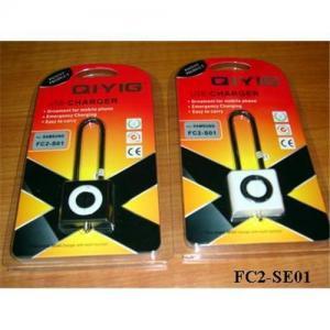 China Sony Ericsson USB charger(FC2-SE01) on sale