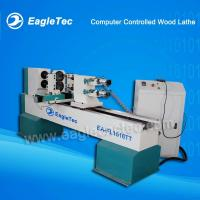 Buy cheap CNC Wood Lathe Machine For Handrail product