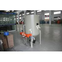 Buy cheap Automated Portable Sand Blasting Machine / Portable Grit Blasting Equipment product
