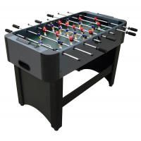 Promotional Football Game Table MDF Kids Soccer Table With Big Plastic Corner