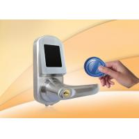 Buy cheap UL-300NFC RFID Card Door Lock Password Lock With Mechanical Key product